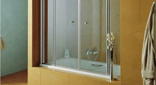Как сделать ширму в ванне