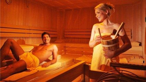в бане вдвоем фото