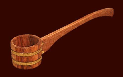 Выбираем черпак и ковш для бани saunaljux.ru