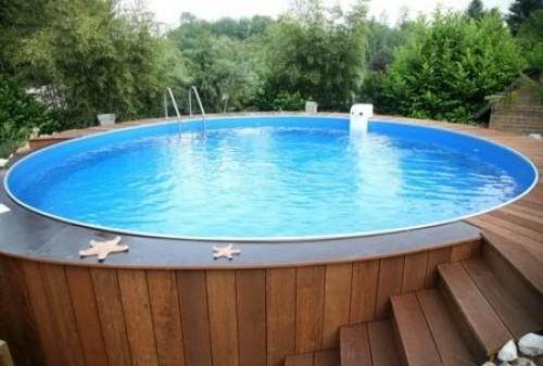 Бассейн из ПВХ своими руками - как сделать бассейн из ПВХ пленки