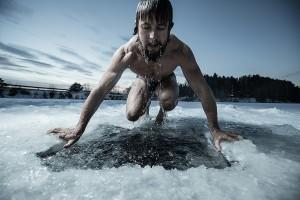 Закаливание в бани и сауне