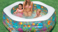 Надувной бассейн для своего дома и дачи