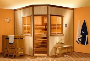 Сборная мини-сауна для квартиры