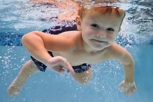 бассейн для ребёнка на дачу
