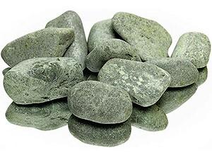 Жадеит для каменки печи в баню