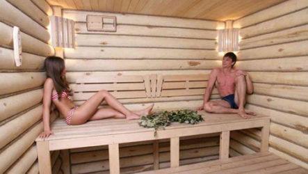 Отличия баня от сауны