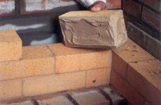 Приготовление раствора для кладки печи с глины