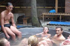 Как париться в чане или баня по-закарпатски