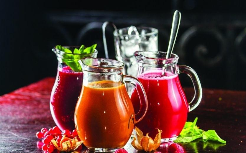 Морс – освежающий напиток