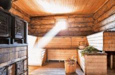Дизайн и интерьер бани внутри