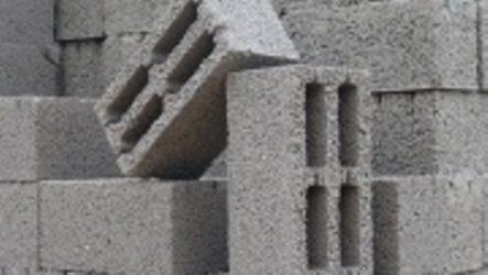 Cтроительство бани из шлакоблоков, а также из газосиликатных и простых блоков