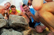 Какие камни в баню