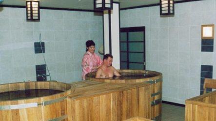 Чудодейственная сила японской бани Ясураги