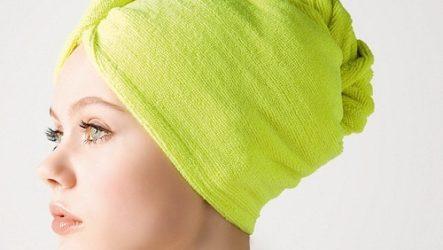 Правильный уход за волосами в бане