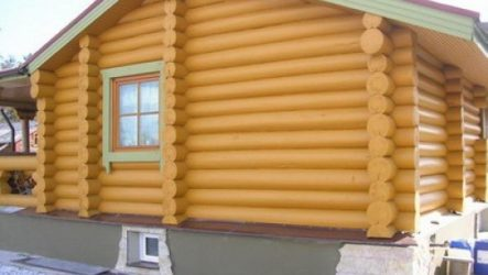 Самая русская баня – бревенчатая рубленая