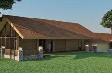 Проекты гаражей с баней