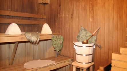 Какие эфирные масла взять в баню?