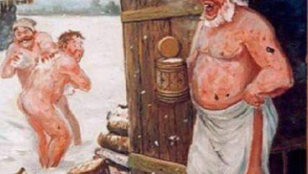 Банщик парильщик – виртуоз банного дела