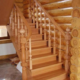 Устройство лестницы на мансарду