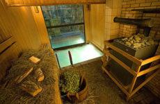 Самая необычная баня – навозная