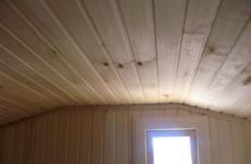 Как защитить деревянные стены бани от гниения