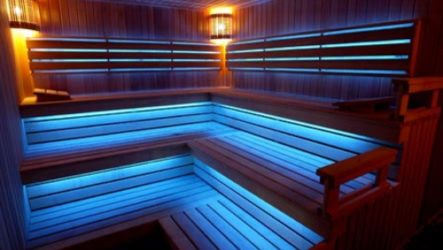 Какие светильники подходят для бани?