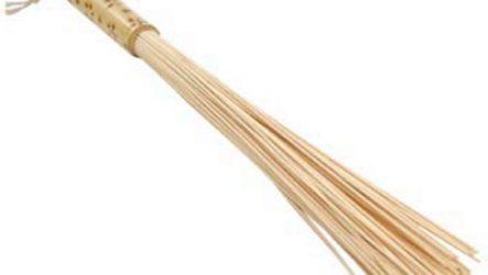 Как пользоваться бамбуковым веником в бане?