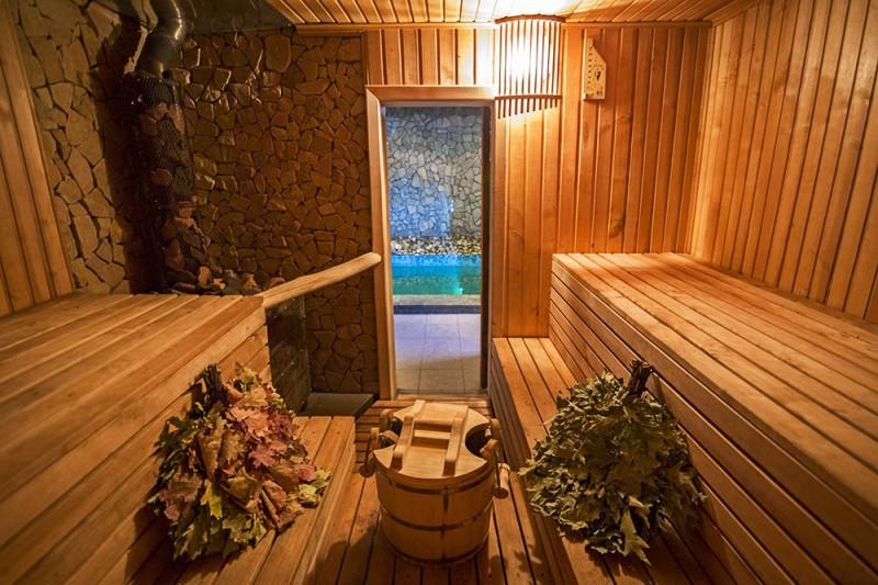 Лазня – или баня по-украински