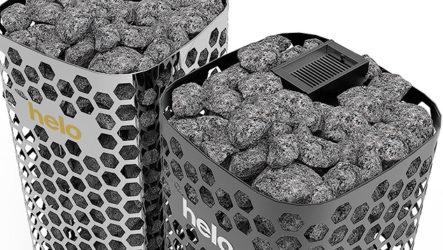 Камень для банных печей