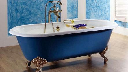 Как выбрать качественную и надежную ванну?