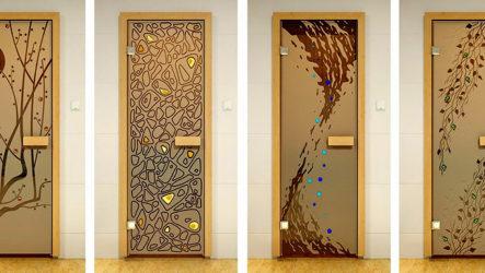 Двери для бань и саун