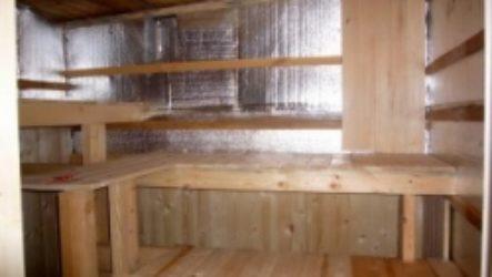 Пароизоляция для бани: пошаговая инструкция