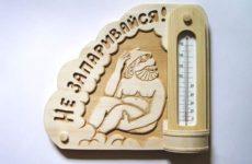 Термометры для бани