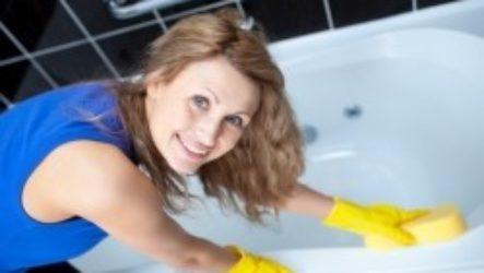 Как отмыть ванну от ржавчины и налетов