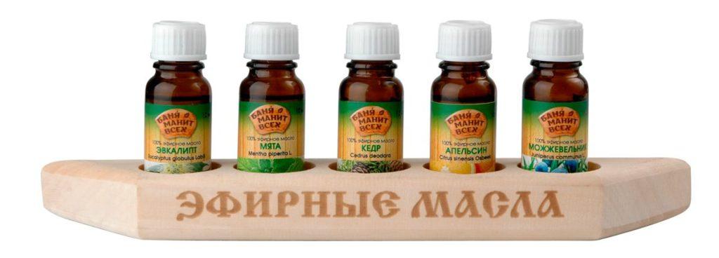 Эфирное масло для бани: какое лучше выбрать и как правильно использовать