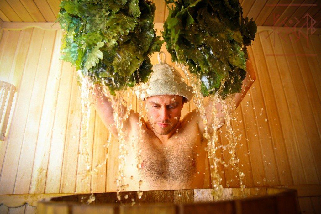 Как правильно париться в бане с веником?
