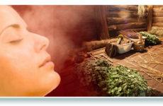 Лечение гайморита в бане