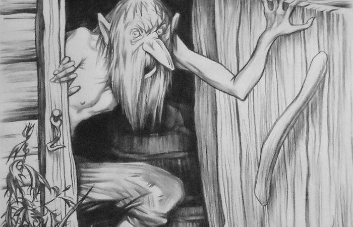 Почему банники стали злыми духами?
