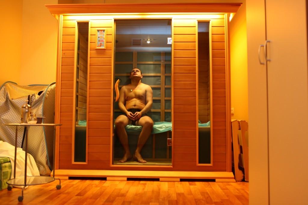 Инфракрасная сауна - как правильно посещать?
