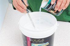 Какие выбирать водоэмульсионные фасадные краски?