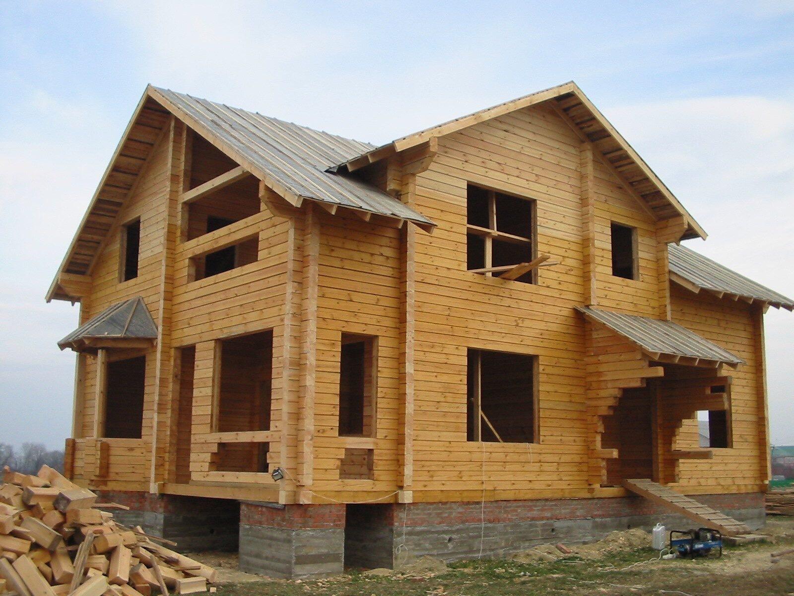 Плюсы строительства дома под ключ